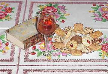 Sweet wines: sweet moments of life