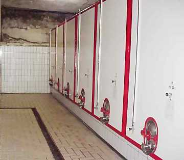Concrete tanks for the fermentation of wines