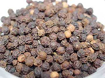 Black Pepper Grains