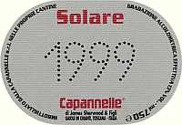 Solare 1999, Capannelle (Tuscany, Italy)
