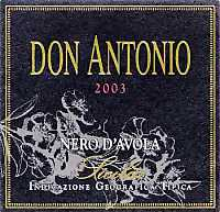 Don Antonio 2003, Morgante (Sicily, Italy)
