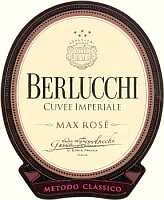 Cuvée Imperiale Max Rosé, Guido Berlucchi (Lombardy, Italy)