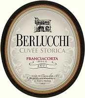 Franciacorta Brut Cuvée Storica, Guido Berlucchi (Lombardy, Italy)