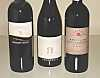 The three Sagrantino di Montefalco of our comparative tasting