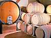 With time, wine in a cask will tend to diminish, therefore it is necessary to periodically do topping up operations