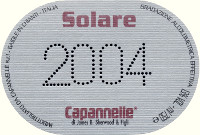 Solare 2004, Capannelle (Tuscany, Italy)