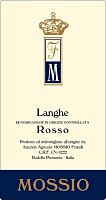 Langhe Rosso 2012, Mossio (Piedmont, Italy)