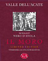 Il Moro ``Limited Edition'' 2008, Valle dell'Acate (Sicily, Italy)