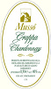 Grappa di Chardonnay, Musso (Piedmont, Italy)