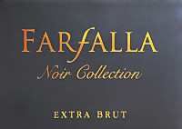 Farfalla Noir Collection Extra Brut, Ballabio (Lombardia, Italia)