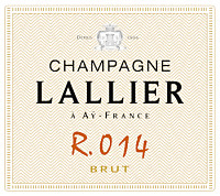 Champagne Brut R.014, Lallier (Champagne, Francia)
