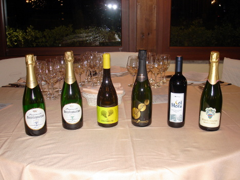 The six wines of Ricci Curbastro and Rontana protagonists of the event