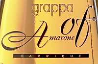 Grappa of Amarone Barrique, Bonollo Umberto (Italia)