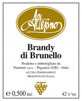Brandy di Brunello, Altesino (Italy)