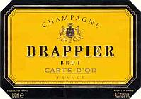 Champagne Carte D'Or Brut, Drappier (Francia)
