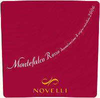 Montefalco Rosso 2006, Cantina Novelli (Italy)