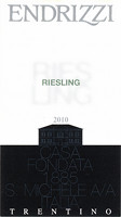 Trentino Riesling 2010, Endrizzi (Italy)