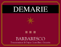 Barbaresco 2009, Demarie (Italy)
