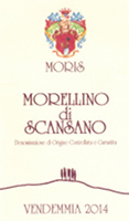 Morellino di Scansano 2014, Moris Farms (Italy)