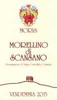 Morellino di Scansano 2015, Moris Farms (Italia)