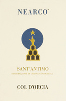 Sant'Antimo Rosso Nearco 2014, Col d'Orcia (Italy)