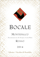 Montefalco Rosso 2014, Bocale (Italy)