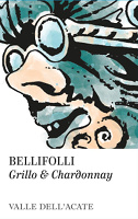 Bellifolli Grillo & Chardonnay 2017, Valle dell'Acate (Italy)