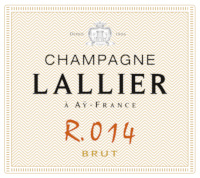 Champagne Brut R.014, Lallier (Francia)