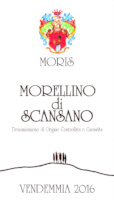 Morellino di Scansano 2016, Moris Farms (Italia)