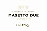 Masetto Due 2017, Endrizzi (Italy)