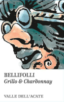 Bellifolli Grillo & Chardonnay 2018, Valle dell'Acate (Italy)
