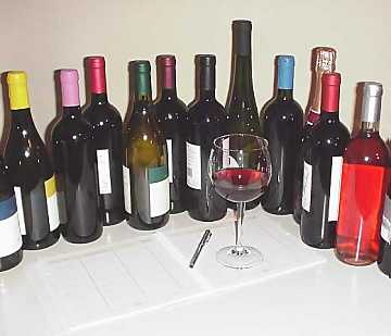 Registering the bottles of a personal cellar is an useful operation