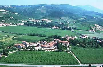 Masi winery at Gargagnago (Verona)