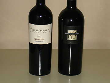 The Negroamaro and Primitivo of our comparative tasting