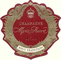 Champagne Brut Tradition, Marie Stuart (France)