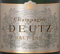 Champagne Deutz Brut Millesimée 2002, Deutz (France)