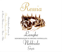 Langhe Nebbiolo Gepu 2013, Ressia (Italy)