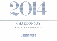Chardonnay 2014, Capannelle (Italy)